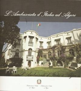 L'Ambasciata d'Italia ad Algeri
