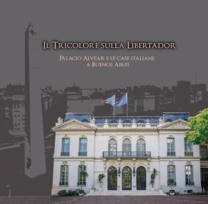 Il Tricolore sulla Libertador